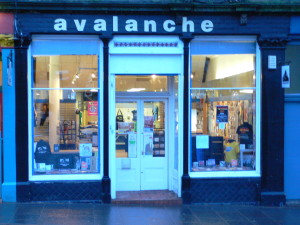 Avalanche the shop