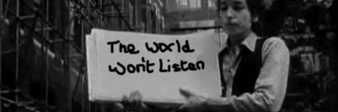 Dylan - The World Won't Listen