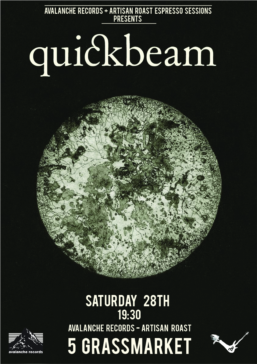 quickbeam poster espresso session small