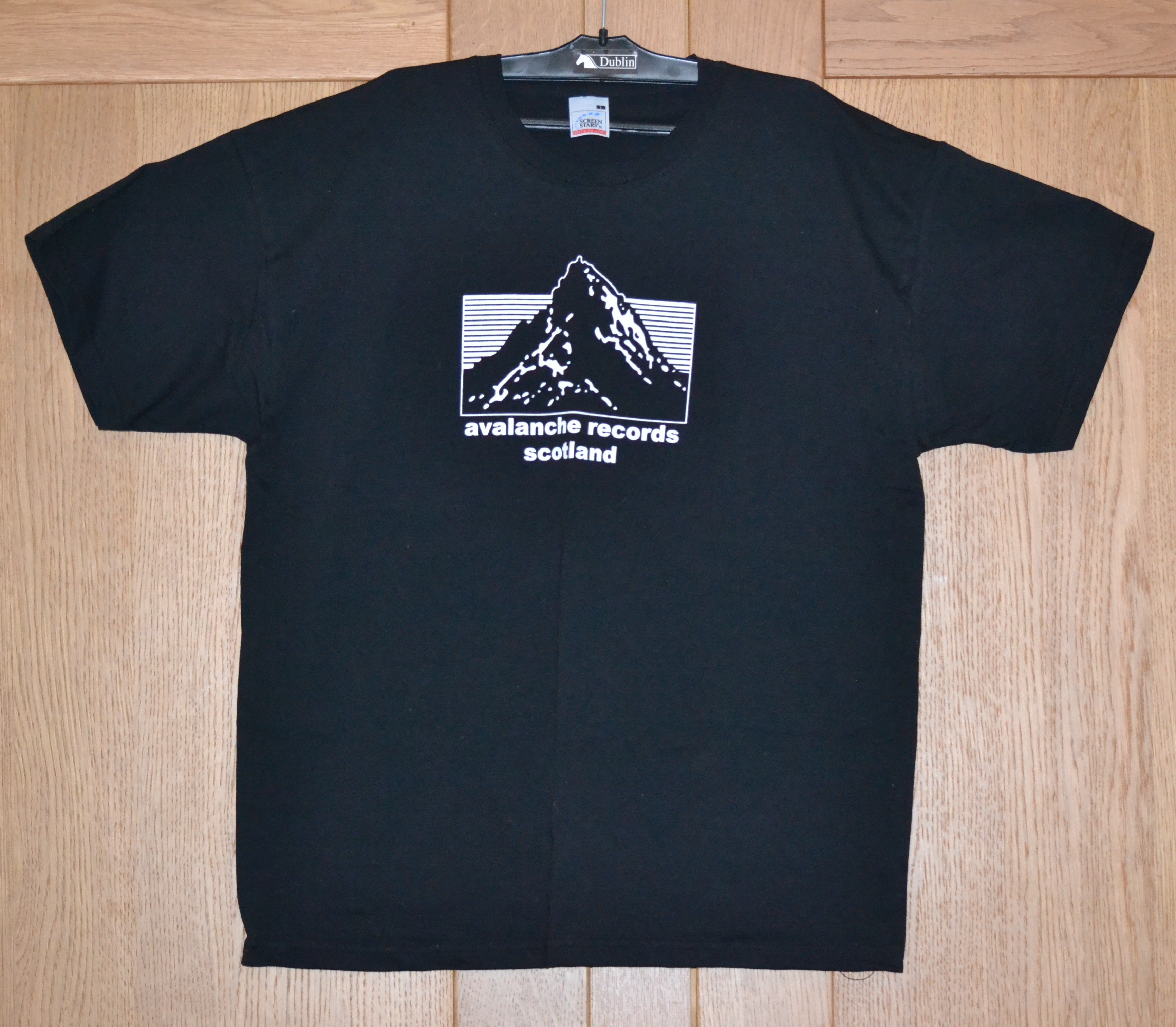 Avalanche T-shirt New crop