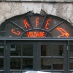 Cafe Voltaire, Blair Street, Edinburgh (exterior)