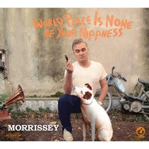 "With his new 10"" EP only available from HMV Morrissey denies selling out"