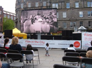 film screen grassmarket
