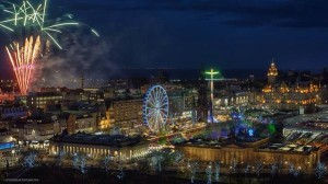 edinburgh lights 2014 use