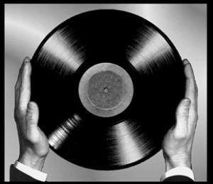 vinyl hands