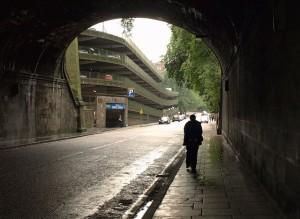 KSR tunnel